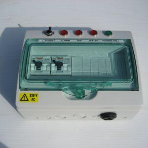 Internal Control Panel - BAF system