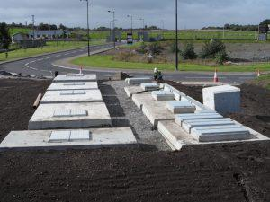 Claregalway Sewage Treatment system