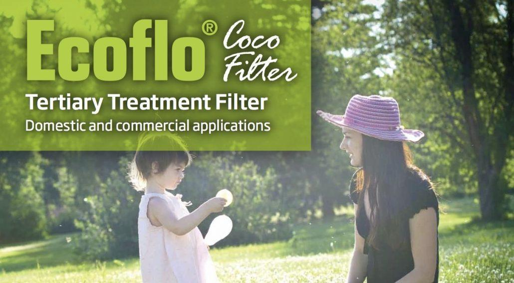 Ecoflo Coco Filter - Tertiary Treatment Unit