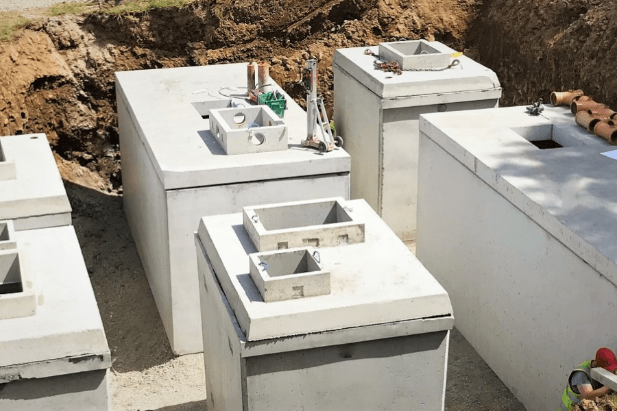 Commercial Wastewater Tanks by O'Reilly Oakstown